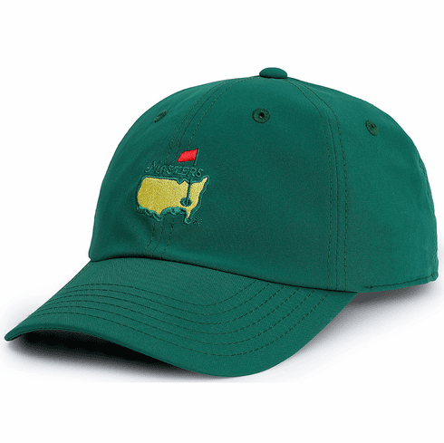 Masters Performance Tech Hat - Green