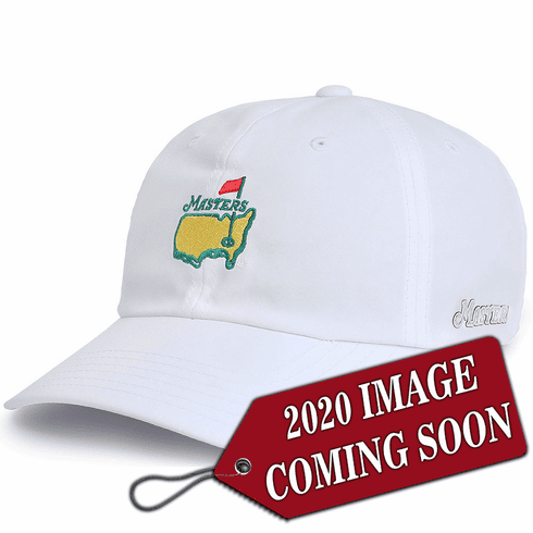 Masters Performance Tech Hat - White