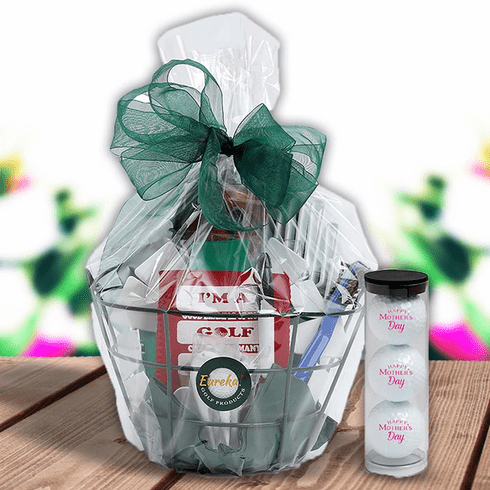 Mother's Day Golf Gift Basket