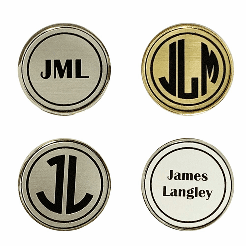 Personalized Ball Markers