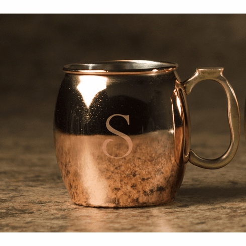 Personalized Moscow Mule Cups