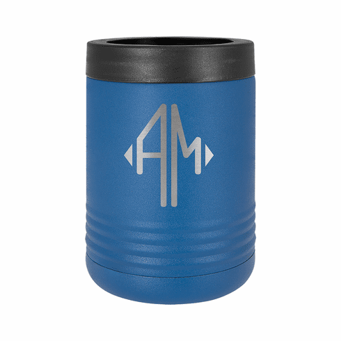Personalized Stainless Steel Colored Beverage Holder