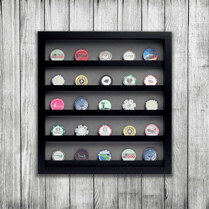 Poker Chip Displays