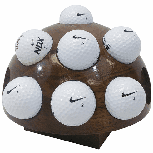 Rotating 20 Golf Ball Display