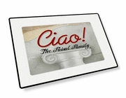Ciao!  Italian Welcome Rug