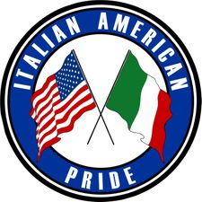 Italian American Pride Decal Sticker