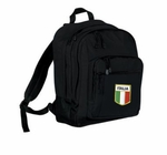 Italian Flag Backpack