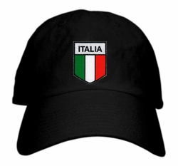 Italian Flag Patch Hat