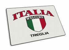 Italian Welcome Mat