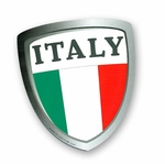 Italy Shield Magnet