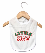 Little Italy Baby Bib