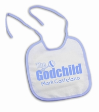 The Godchild Baby Bib