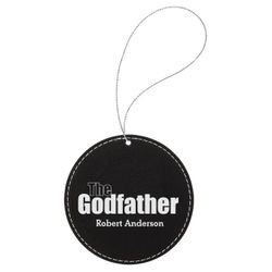 The Godfather Holiday Ornament