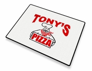 Welcome Pizza Mat