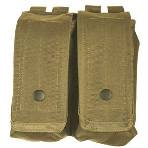 .223/308/7.62X39 30 Round Dual Magazine Pouch Coyote