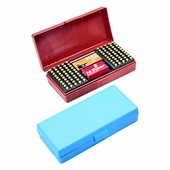 22 Rifle Caliber Small Bore Competition Boxes