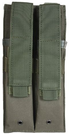 DUAL MULTI CALIBER MAG POUCH O.D.