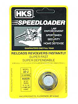 6 Shot 32 H&R Mag Speed Loader