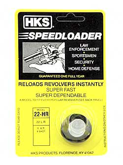 9 Shot 22 L.R. Speed Loader