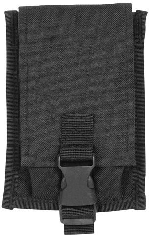 9mm/22lr  Double Magazine Pouch Black