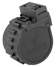 Adaptive Tactical Sidewinder Venom 10-Round Drum Magazine