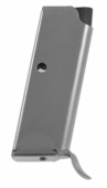 Amt  Backup 380 Factory Stainless 5 Round Magazine