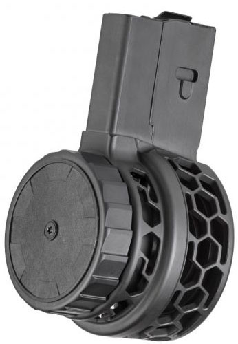 AR-15 X-Products Chevron Drum Magazine