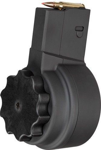 Armalite AR-10 Xproducts 50 Round Drum