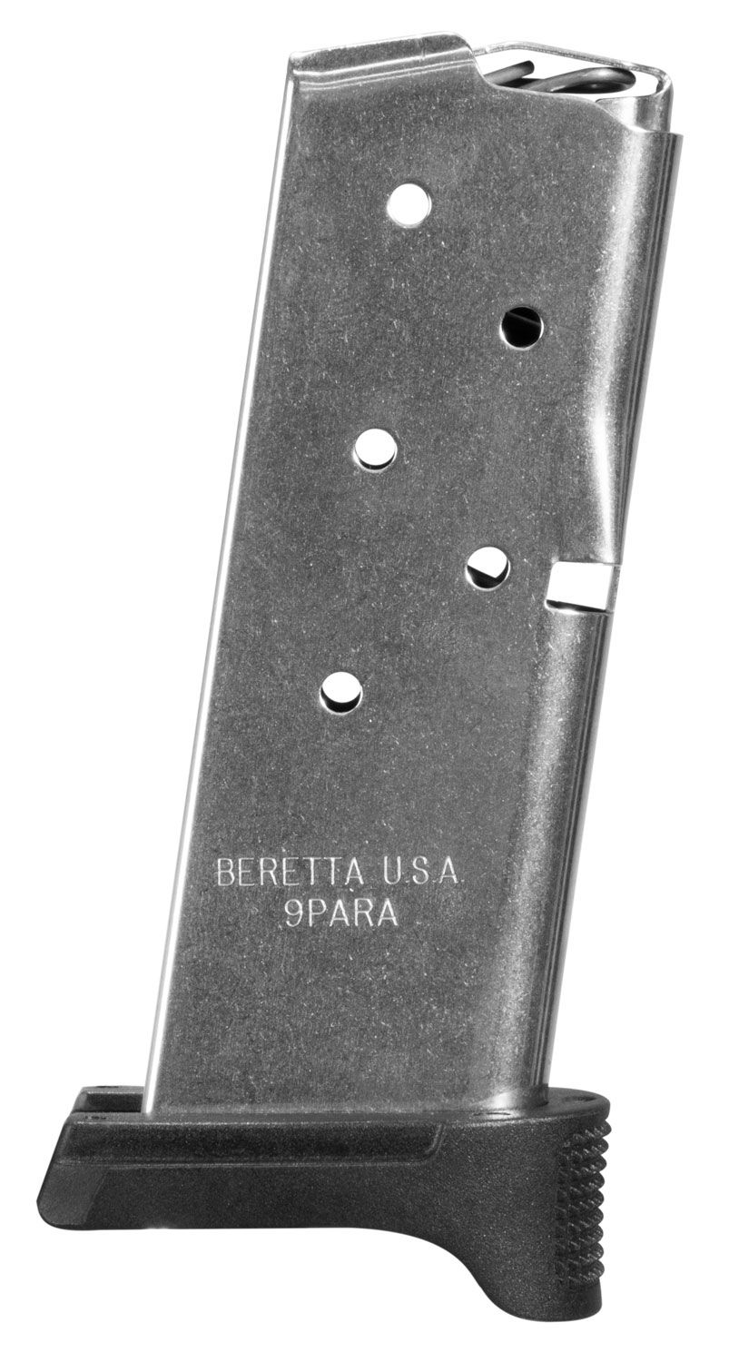 Beretta APX Carry 9MM 6-Round Magazine