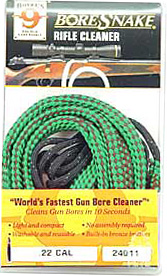 Bore Snake Rifle Bore Cleaner 22LR