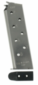 Chip McCormick 1911 45 Cal 8 Round Stainless Magazine