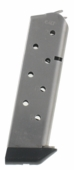 Chip McCormick 1911 8-RD 45 ACP Stainless Match Grade Magazine W/Pad