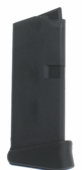 Glock 43 9mm Factory 6 Round Magazine