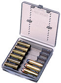Handgun Ammo Wallets 12 Rounds With Bonus Pack