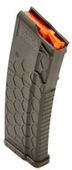 AR 15 .223 Hexmag S2 10 Round O.D.Green Restricted Magazine