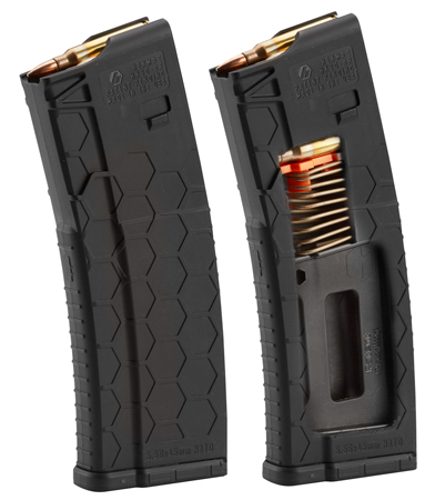 Hexmag AR-15 .223 10/30 Series 2 Black Magazine