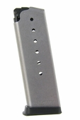 Kahr Arms K9 7 Round 9MM Stainless Magazine