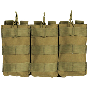 M4 90-Round Quick Deploy Pouch Coyote