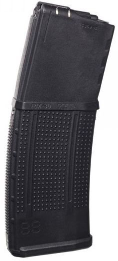 ProMag AR-15 30-Round Steel Lined Rollermag Black W/Roller Follower