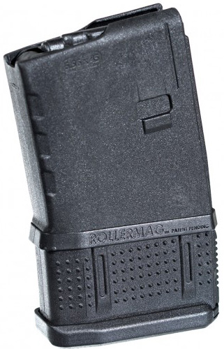ProMag AR-15 15-Round Rollermag Black W/Roller Follower