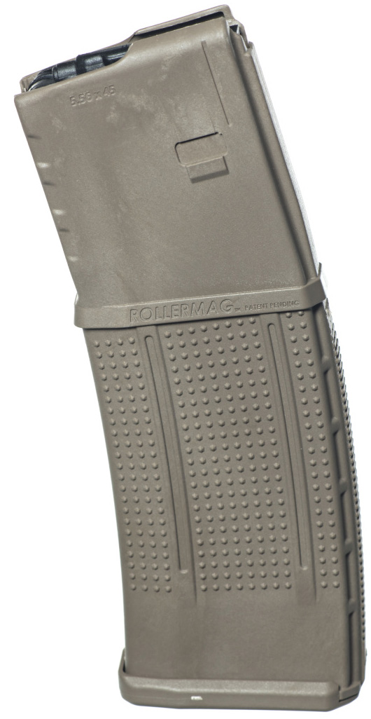 ProMag AR-15 30-Round Rollermag W/Roller Follower Flat Dark Earth