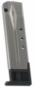 Ruger P Series P85/89/93/94/95/PC9 10 Round Stainless Factory Magazine