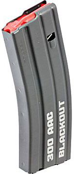Ruger AR-556 300 AAC Blackout 30 Round Magazine