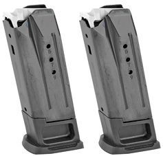 Ruger Security 9 10 Round 9MM Magazine 2-Pack