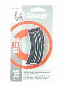 Savage MKII Series 22LR 10-Round Steel Magazine
