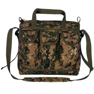Shooters Bag Digital Woodland