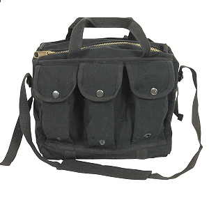 Shooters Bag Black