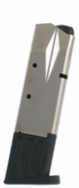 Mecgar Sig Sauer P226 9MM 10 Round Nickel Magazine