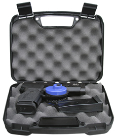 Single Pistol Handgun Case