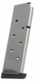 Smith & Wesson 1911 .45 ACP 8 Round Stainless Magazine